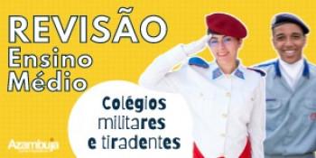 Colégio Militar - Revisão Ensino Médio