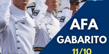 Gabarito Comentado AFA