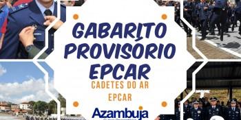 Gabarito EPCAR