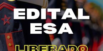 Edital Liberado - ESA