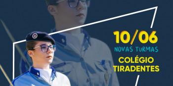 Inscrição Colégio Tiradentes para 2019