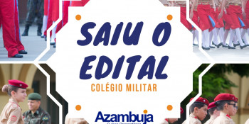 Edital Colégio Militar