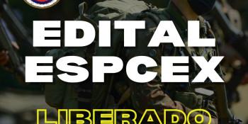 Edital Liberado - EsPCEx