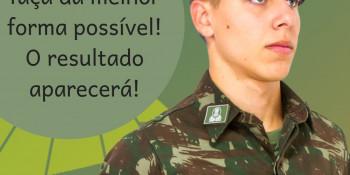 Saiba como ingressar na Carreira Militar