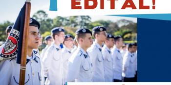 Saiu o Edital - Colégio Tiradentes CTBM