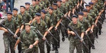 Olha só a importância do Exército Brasileiro para a população
