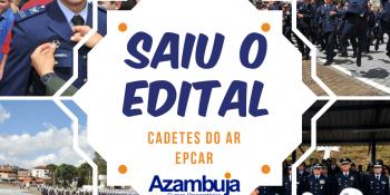 SAIU O EDITAL - EPCAR